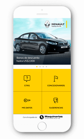 App Renault